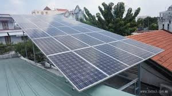 Sử dụng năng lượng mặt trời làm nhiệm vụ dọn rác