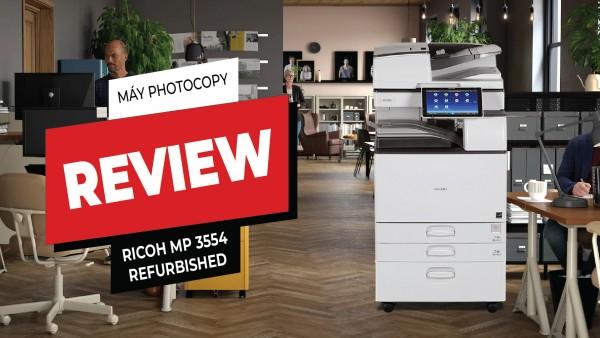 Sự khác biệt giữa máy photocopy ricoh cũ và mới