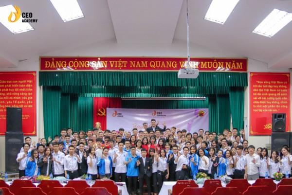 Sự ra đời của ngành Quản trị Kinh doanh trường Huấn luyện Doanh nhân CEO Việt Nam