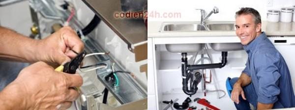 Sửa chữa điện nước chuyên nghiệp, giá rẻ tại quận Bắc Từ Liêm