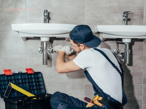 Sửa chữa điện nước chuyên nghiệp tại phường Hạ Đình