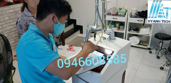 Sửa chữa máy thẩm mỹ & KY ANH TECH