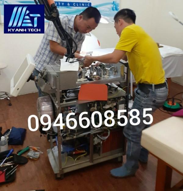 Sửa chữa máy thẩm mỹ spa & KY ANH TECH