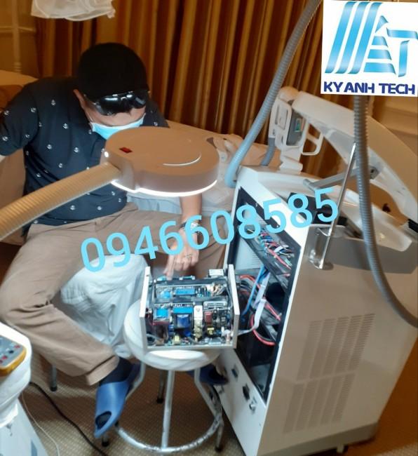 Sửa chữa - thiết bị - Máy thẩm mỹ