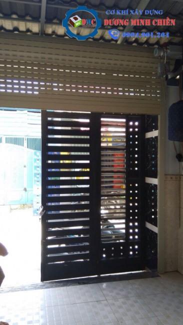 Sửa Cửa Sắt Tại Quận 3