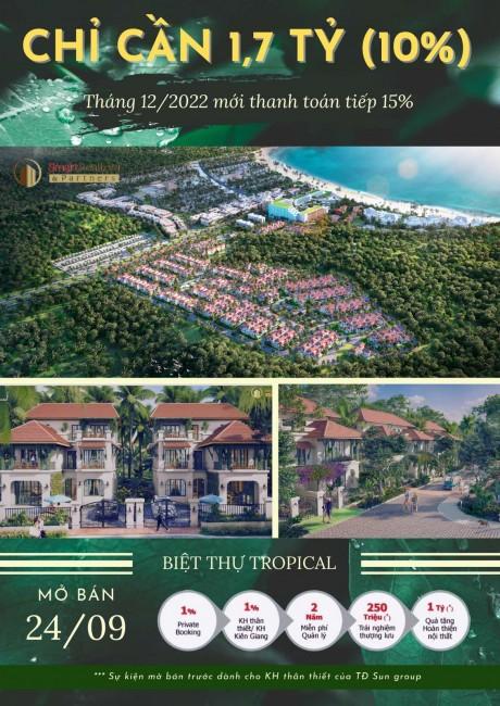Sun Tropical Village Phú Quốc