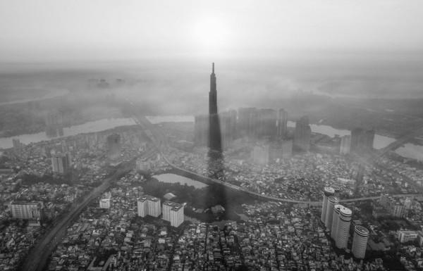 Sương mù quang hóa có thể hiểu là một dạng ô nhiễm không khí