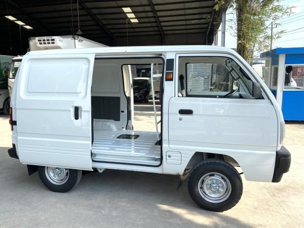 Suzuki Blind Van 580kg - Xe Van Bao Tải Hàng Vào Đường Hẻm