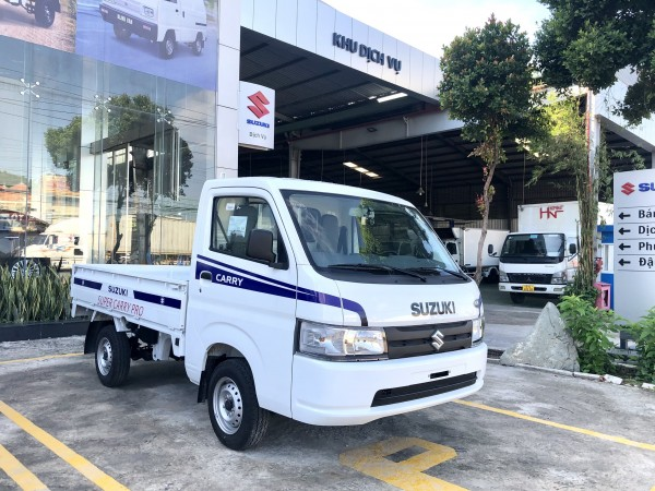 Suzuki Carry Pro Nhập Khẩu - Sẵn Sàng Chuyên Chở Nhiều Hơn Là Cộng Sự Đắc Lực Cho Bạn