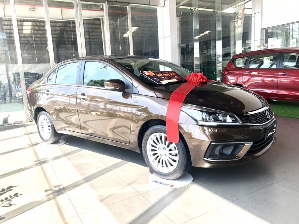 Suzuki Ciaz 5 chỗ đời 2021 xe nhập khẩu dòng Sedan Giá cạnh tranh tháng 09