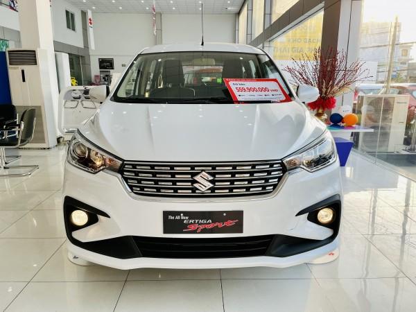 Suzuki Ertiga 2021