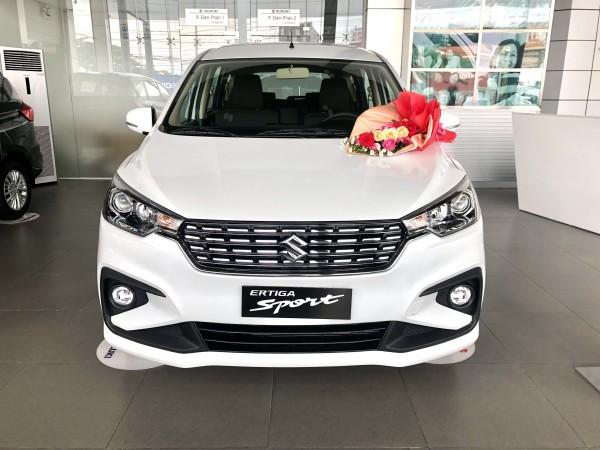 Suzuki Ertiga Sport 1.5AT Nhập khẩu Đời 2021 Ưu đãi tháng 9 lên đến gần 50tr