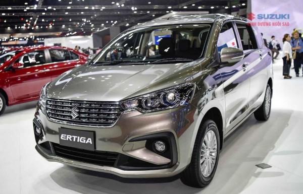 Suzuki Ertiga Sport - An tâm tối ưu cho gia đình bạn
