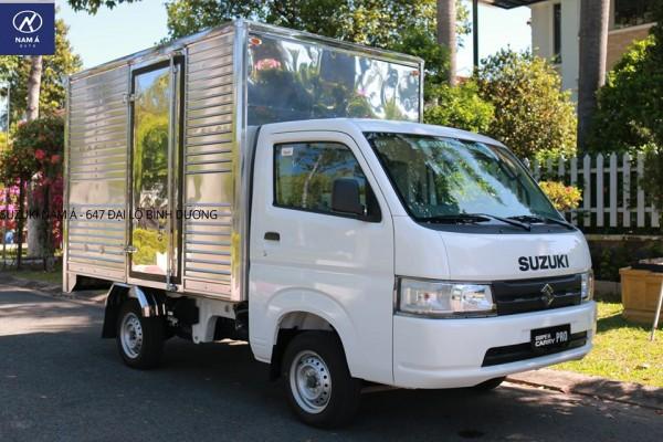 Suzuki Pro - Tải Trọng Cao Hơn - Tiết Kiệm Hơn