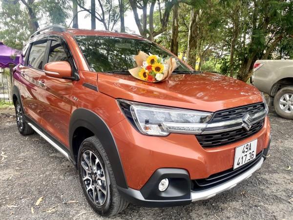 Suzuki XL7 Dòng xe nhập khẩu Đời 2021 Giá Ưu đãi tốt nhất tháng 9