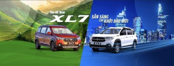 Suzuki XL7 Phá Vỡ Mọi Giới Hạn -  Sẵn Sàng Cho Khởi Đầu Mới