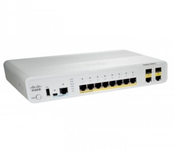 Switch Cisco WS-C2960CPD-8TT-L chính hãng tại Sài Gòn
