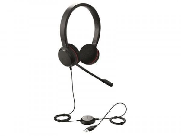 Tai nghe Jabra Evolve 20 UC Stereo chất lượng - giá rẻ!