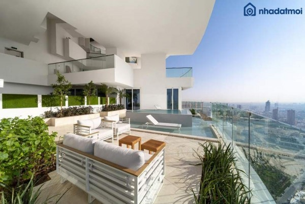 Tại sao căn hộ Sky Villa lại được nhiều người ưa chuộng