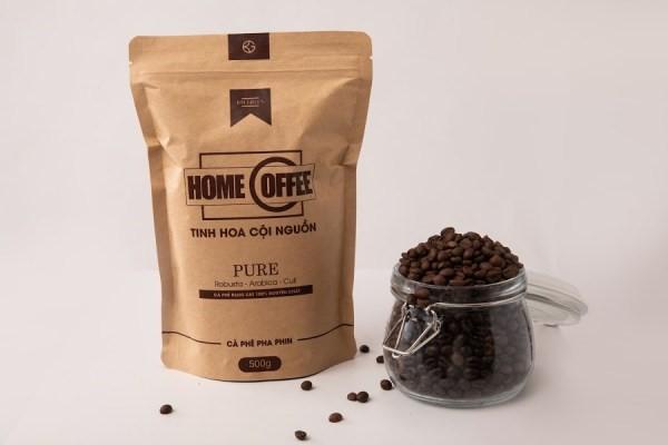 Tại sao không dùng cà phê bột thượng phẩm này?-Home Coffee