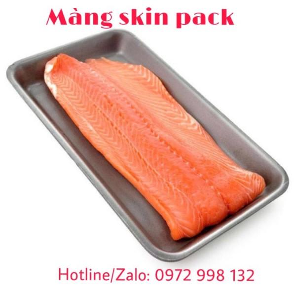 Tại sao phải dùng màng skin pack đóng gói thủy sản thay thế túi hút chân không