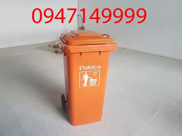 Tại sao thùng rác nhựa 240l được sử dụng rộng rãi?