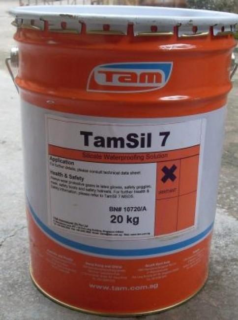 Tamsil 7 dung dịch chống thấm thẩm thấu