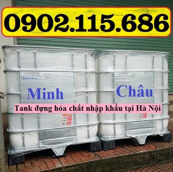 Tank chứa hóa chất tại hà nội, bồn chứa hóa chất tại hà nội, thùng chứa hóa chất tại hà nội,