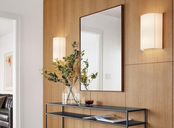Tạo điểm nhấn cho căn nhà bằng những chiếc gương trang nhã, tú lệ