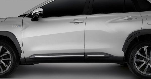 Tạo điểm nhấn cho Toyota Corolla Cross Đà Nẵng