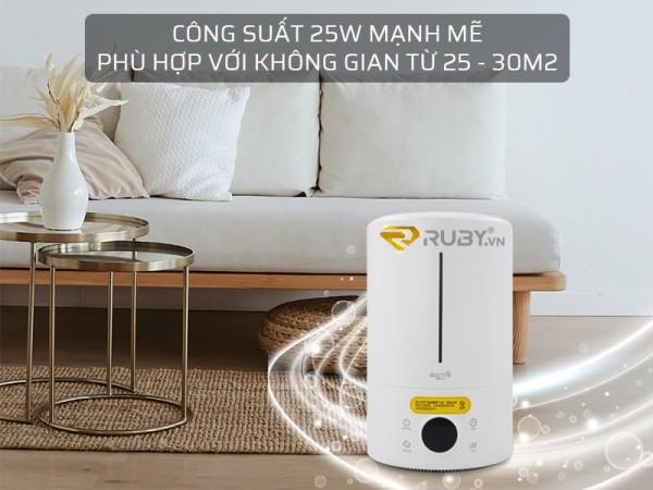 Tạo độ ẩm cho phòng sử dụng máy điều hòa nhiệt độ