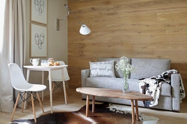 Tạo nên sự đồng điệu trong việc trang trí phòng khách