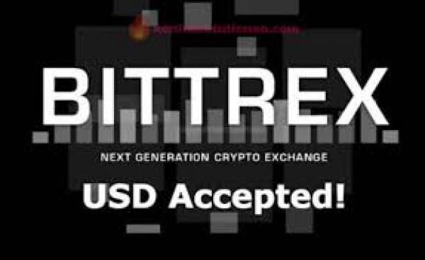 Tạo tài khoản Bittrex và thực hiện xác minh địa chỉ IP