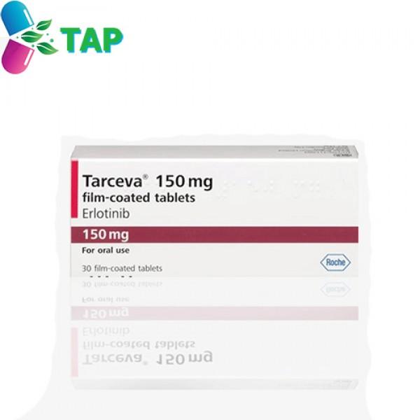 Tarceva 150mg/Erlotinib150mg - Thuốc điều trị đích ung thư phổi