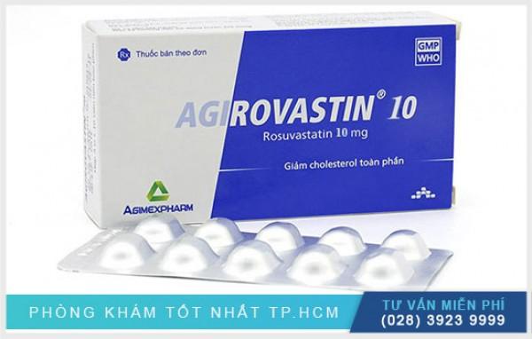Tất tần tật thông tin về thuốc Agirovastin 10 người bệnh nên biết