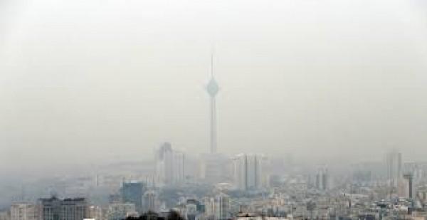 Tehran và nhiều tỉnh xung quanh bị sương mù bao phủ