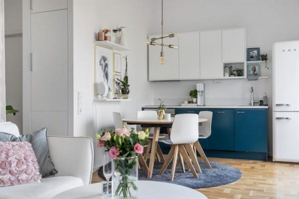Tham khảo những căn hộ được bài trí thông minh và tiện lợi