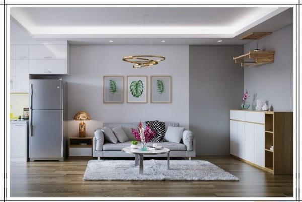 Tham khảo những thiết kế căn hộ chi phí thấp