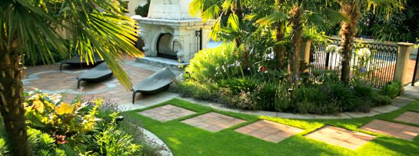 Tham khảo và bố trí tiểu cảnh sân vườn thiết kế tại nhà