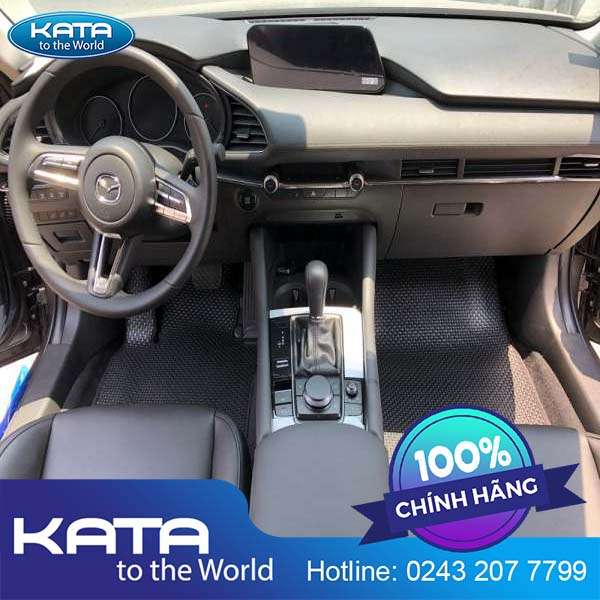 Thảm lót sàn ô tô Honda CRV chính hãng KATA