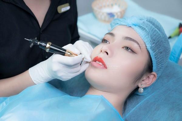 Thẩm mỹ viện Diva - Spa phun môi collagen đẹp, uy tín tại Quảng Trị