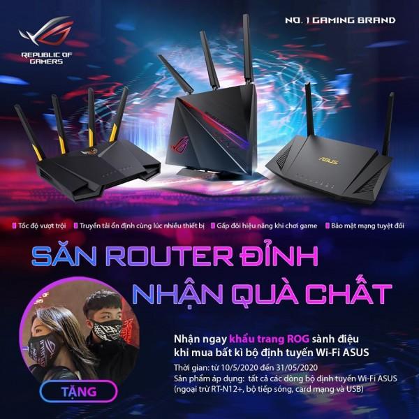 Tháng 5, săn Router khủng nhận ngay quà chất tại Binh Minh Digital