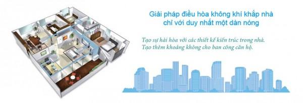 Thanh Hải Châu tư vấn lắp điều hòa multi cho căn hộ chung cư