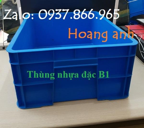 Thanh lí và cung cấp thùng nhựa đặc, sóng nhựa bít, thùng nhựa chuyên đựng dụng vụ cờ -lê