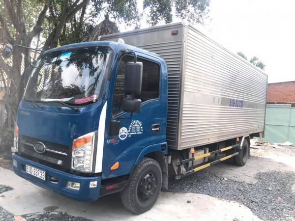 Thanh lý gấp xe VEAM thùng dài 6m2 đời 2018 do dịch Covid