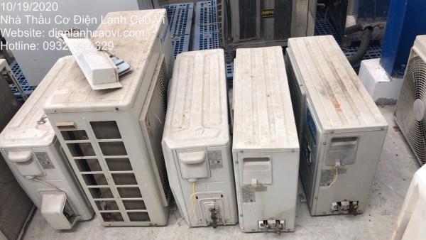 Thanh lý máy lạnh hư giá cao quận 10 - 0932.932.329