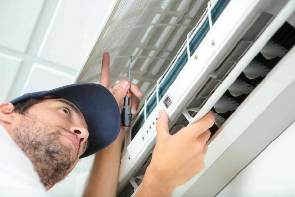 tháo lắp máy lạnh tại bình chánh