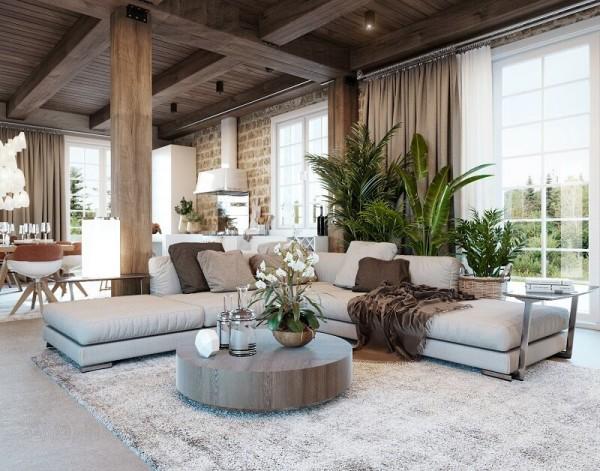 Thay đổi phong cách cho 3 khu vực trọng yếu trong nhà