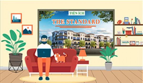 The Standard An Gia Bình Dương và những tiện ích nổi bậc nhất