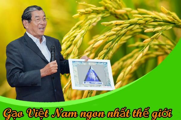 Thêm lựa chọn gạo ST25 tại HCM và Hà Nội